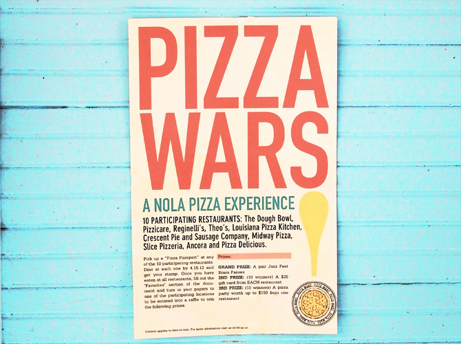 pizza wars thinka new orleans graphic design and branding firm
