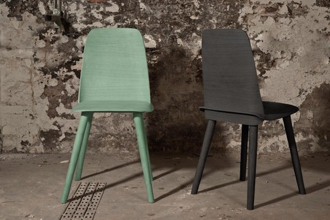 NØRD chair by David Geckeler on thisispaper.com