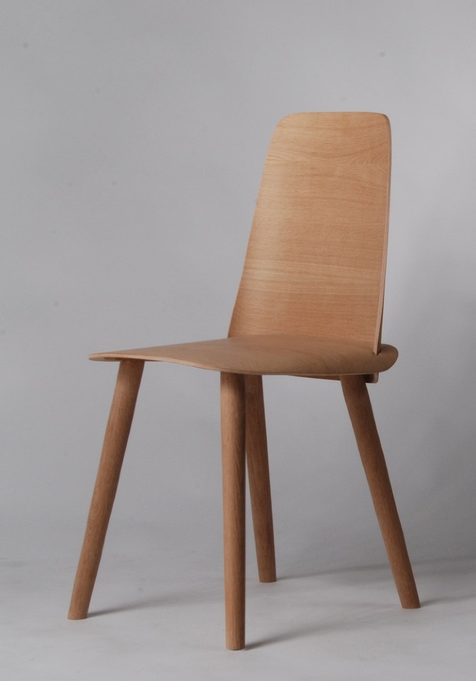 davidgeckeler 4 NØRD chair by David Geckeler on thisispaper.com