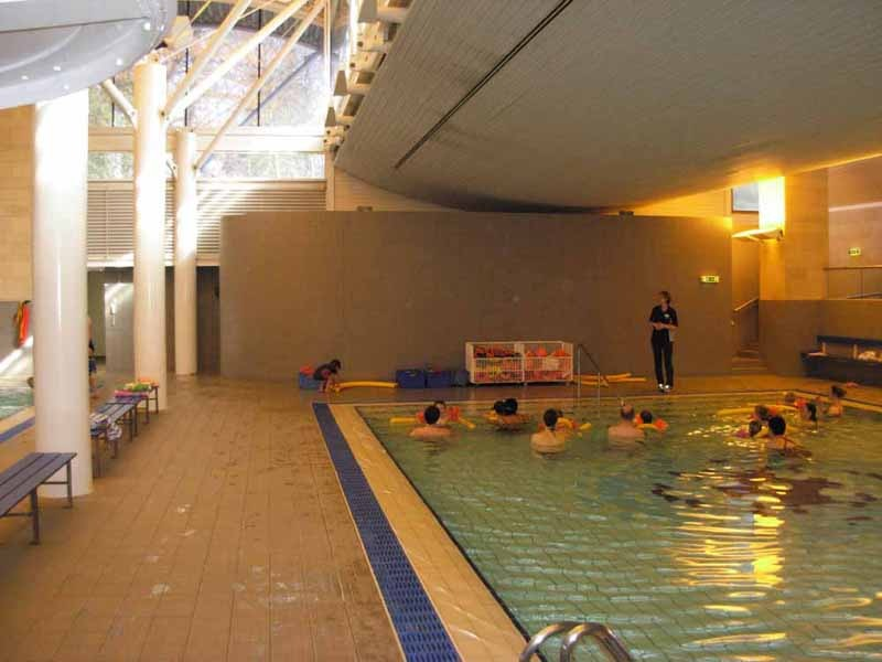 Tadcaster Community Pool Michael Pretty Architects