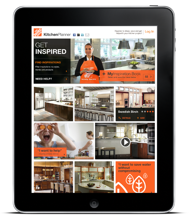 Home Depot Kitchen Planner Jay Sands