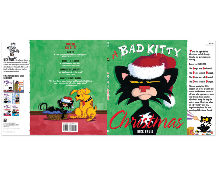 Bad Kitty - Alexander Garkusha | portfolio